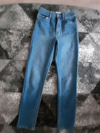 Spodnie dzinsowe M
