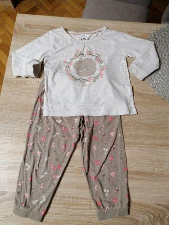 Piżama dziewczęca 98/104