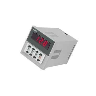 Relé Temporizado Programável AH4CN-RG 230V ANLY - Indústria