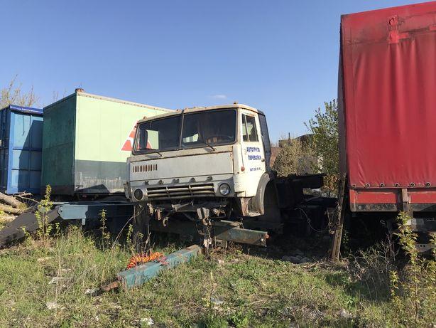Камаз 53212 контейнеровоз