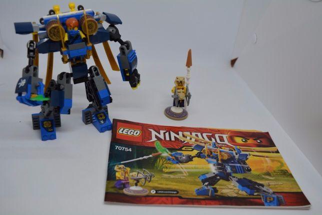 Конструктор Lego Ninjago ElectroMech 70754