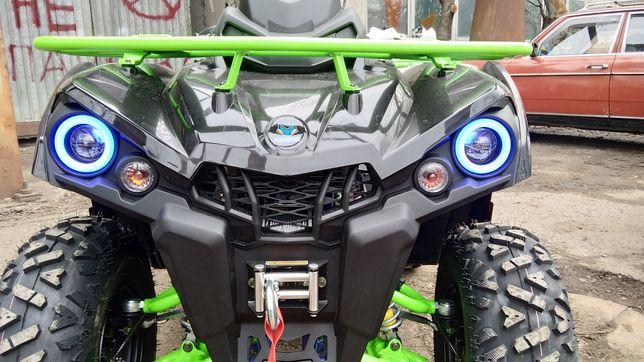 Новые квадроциклы Хаммер Микилон - 200 куб.см.! Документы!