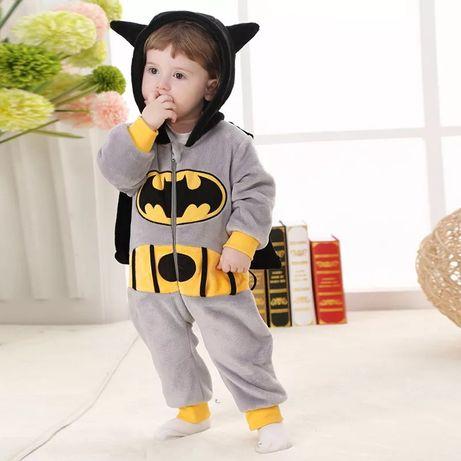 Macacão Batman Menino