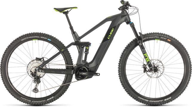 e-bike CUBE Stereo Hybrid 140 HPC SL 625 29 iridium´n´green 2020