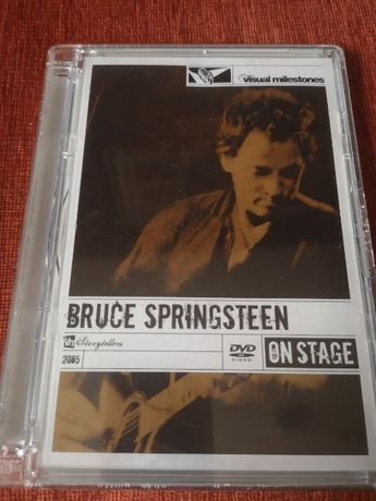 Bruce Springsteen On Stage DVD