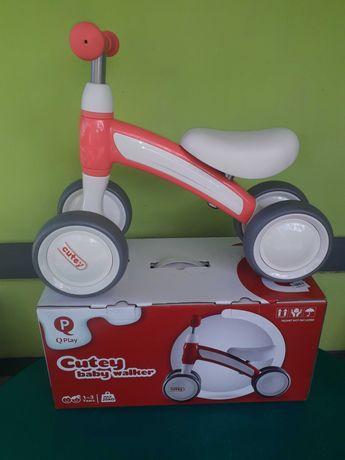 Беговел Qplay Cutey/ велобіг дитячий/ толокар / біговел