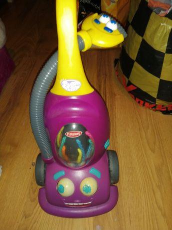 Zabawkowy odkurzacz dzieciecy