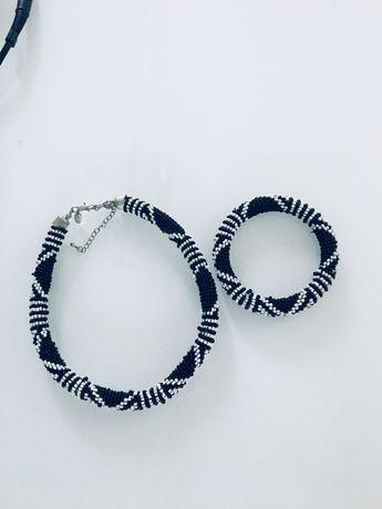 Naszyjniki bransoletka korale biżuteria