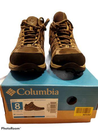 Nowe buty trekkingowe Columbia Canyon Point róż 41