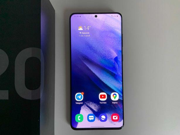 Samsung Galaxy S20 Plus 8/128GB Cosmic Gray (Гарантия до 12/2021)Идеал