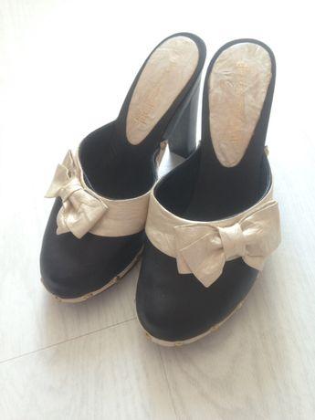 шлепки туфли сабо