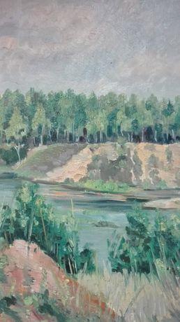 Картина Природа УССР