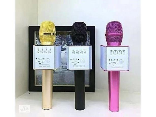 Bluetooth для караоке микрофон беспроводной супер подарок