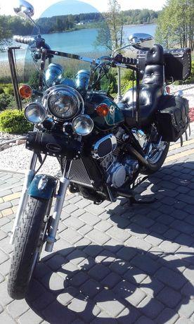 Sprzedam motocykl  Kawasaki  VN-750