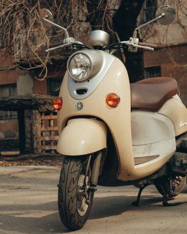 Yamaha Vino 4T (карбюратор)