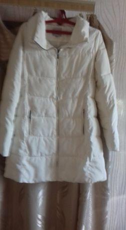 Куртка удлинённого фасона Zebra