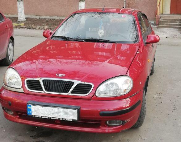 Продам Daewoo Lanos Ланос 1.5 2008 года