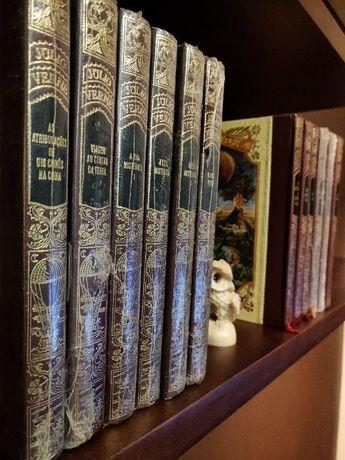 Coleção Júlio Verne (com plastificação original)