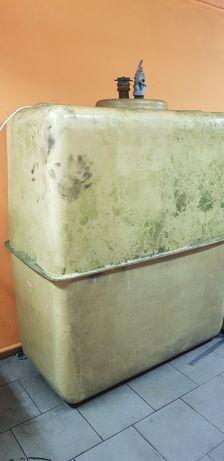 Zbiornik na olej opałowy. 1000L. Wąski 65cm