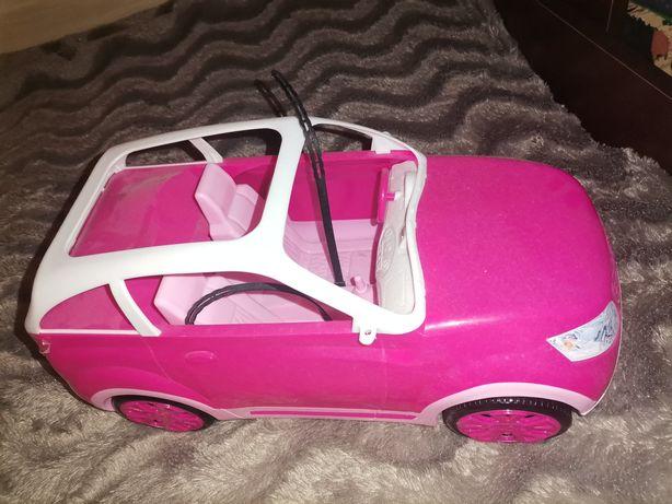 Samochód barbie różowy