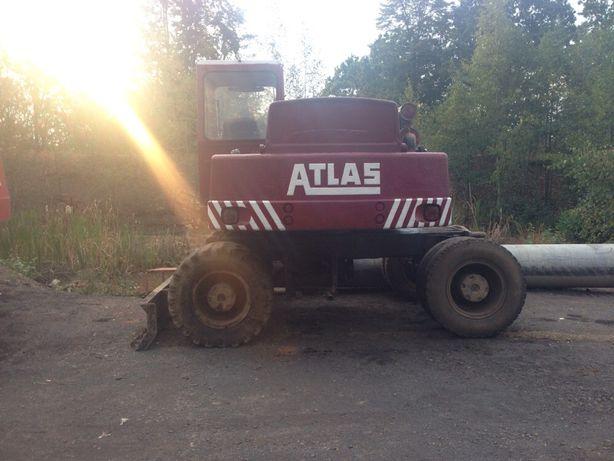 Ескаватор ATLAS 1304