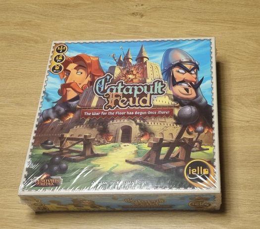 Catapult feud настольная игра (catapult kingdoms) в пленке