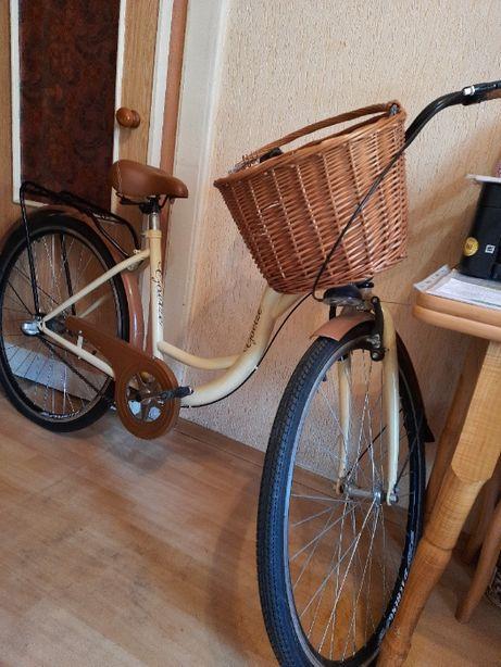 Жіночий велосипед GOETZE 28 3 перед +кошик