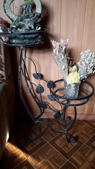 Подставки под цветы, кованные Макеевка - изображение 1