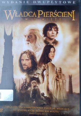 Władca Pierścieni: Dwie wieże edycja dwupłytowa dvd