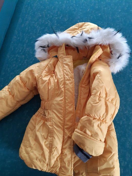 Продам комбинезон зимний на девочку Измаил - изображение 1