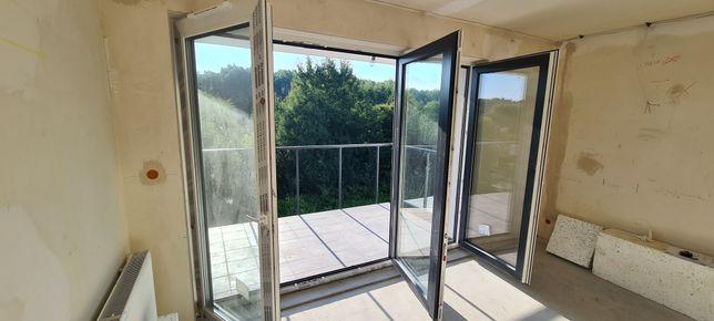 Okno Tarasowe Petecki 3000x2300 Praktycznie nowe