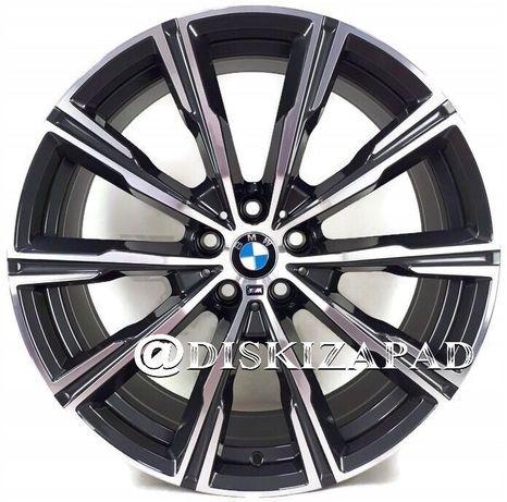 диски 740M Стиль на BMW X5 G05 X6 G06 X7 R20 5x112