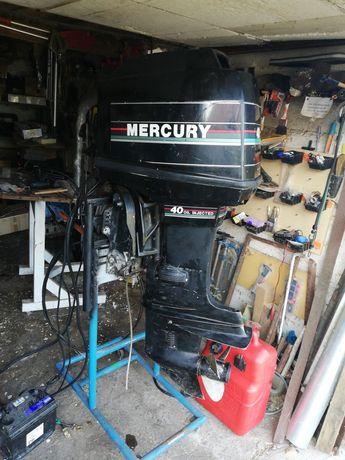 Sprzedam silnik mercury 40 km
