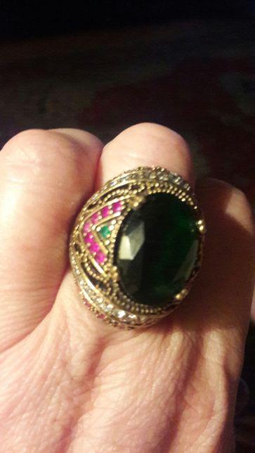 Перстень срібний 18.5 розміру