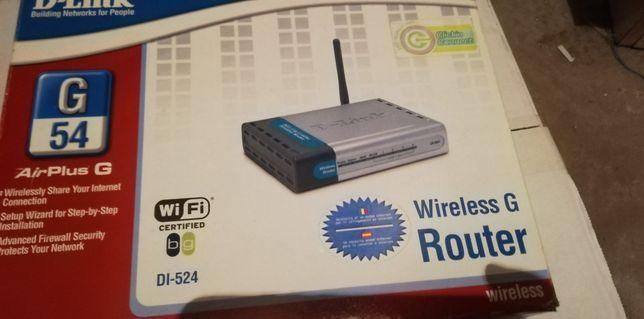 Router modem d link