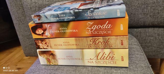 Nowa seria książek Anna Ficner Ogonowska