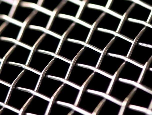 Siatka przeciw gryzoniom na myszy szczury metalowa tkana oczko 8mmx8mm