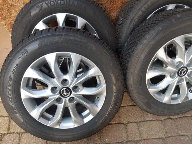 Koła zimowe Mazda CX3