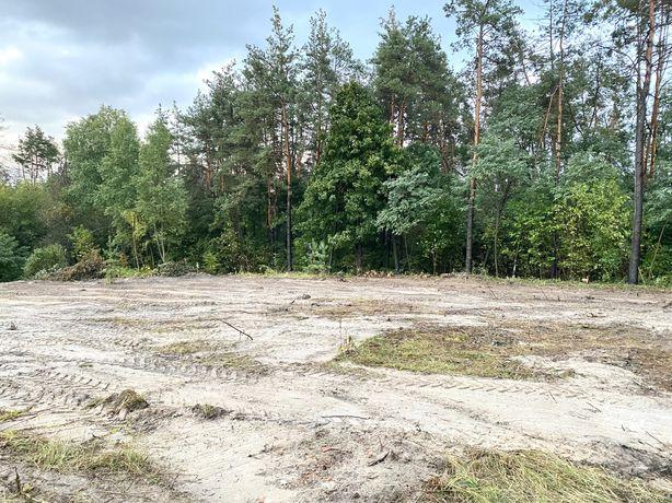 Продажа земли в Тарасовка под лесом