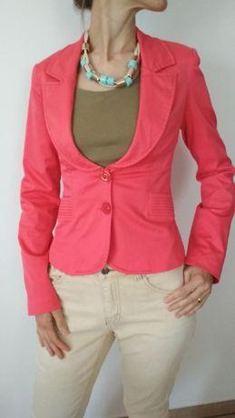 damska marynarka różowa 34-36, Noix Fashion
