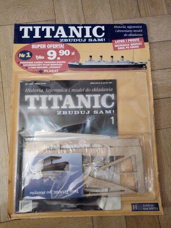Titanic Kolekcja Hachette