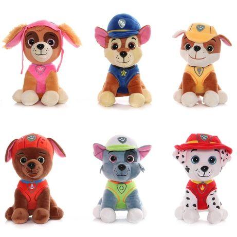Мягкие игрушки из мф Щенячий патруль
