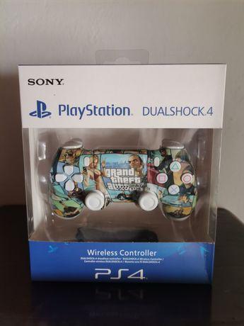 Comando PS4 GTA na caixa selado ( entrega imediata)