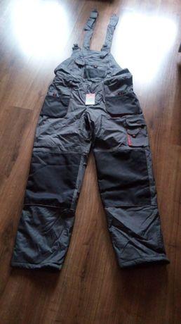 spodnie ocieplane firmy boston