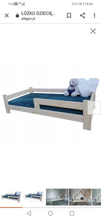 Łóżko pojedyncze Bełchatów - image 1