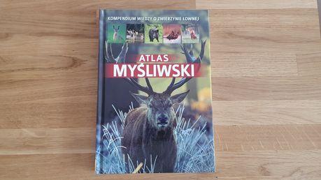 """Książka: """"Atlas myśliwski"""""""
