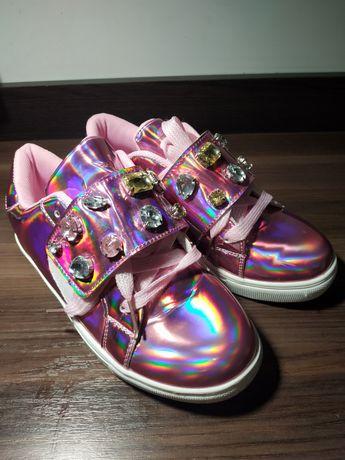 Ботиночки  яркие