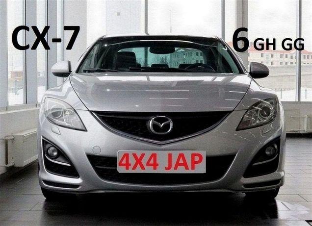 РАЗБОРКА ЗАПЧАСТИ Mazda Мазда 6 GH, CX7 СХ7 ЦХ7 ручка замок
