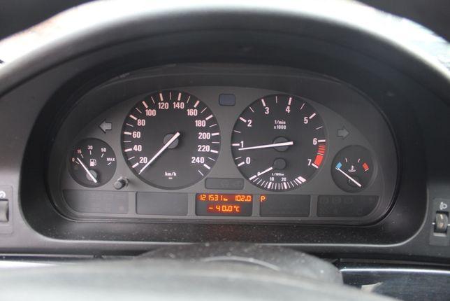 Licznik zegary Europa M52B20 automat BMW E39 520i r 1996