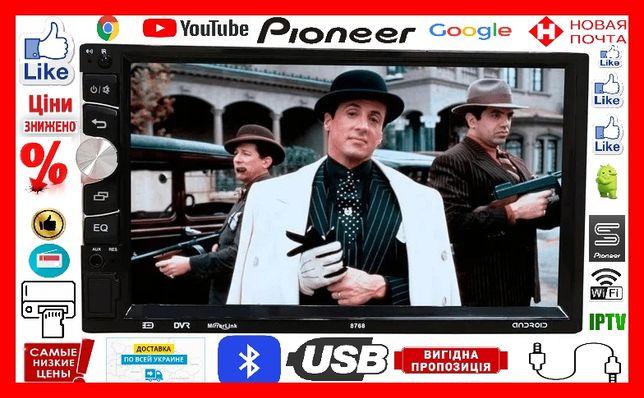 Магнитола Pioneer 8768 Android